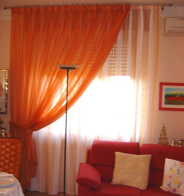 Home line forniture ed installazione di tendaggi tende tecniche tendaggi per interni uffici - Antifurti per la casa ...