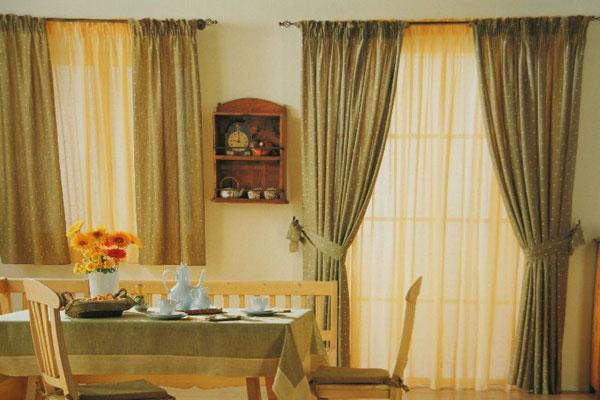 Home line forniture ed installazione di tendaggi tende for Riviste arredamento interni on line