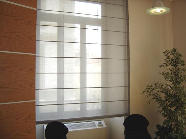 Home line forniture ed installazione di tendaggi tende tecniche tendaggi per interni uffici - Tende a pannello per ufficio ...