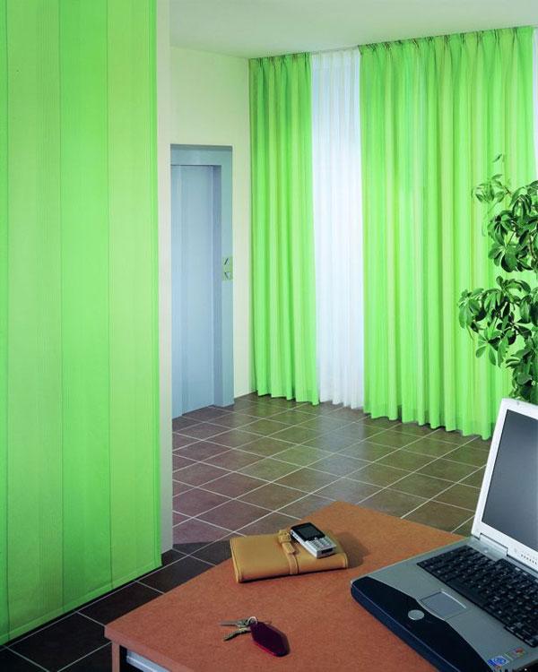Home line forniture ed installazione di tendaggi tende for Complementi di arredo per ufficio